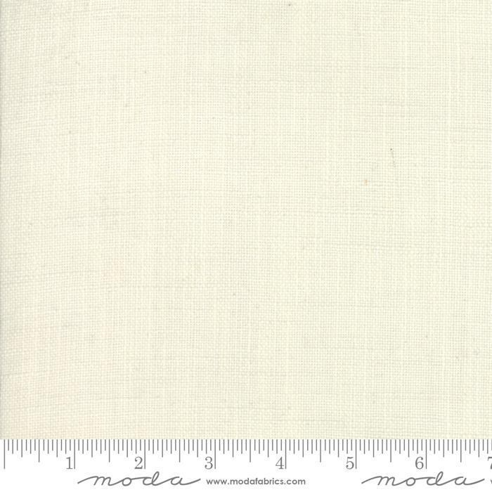 Ivory Slub Canvas 12560 32 Boro Wovens by Debbie Maddy