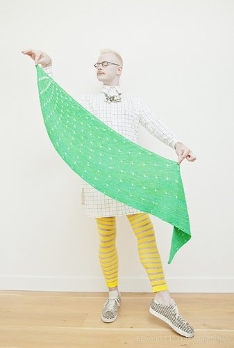 Dotted Rays by Westknits