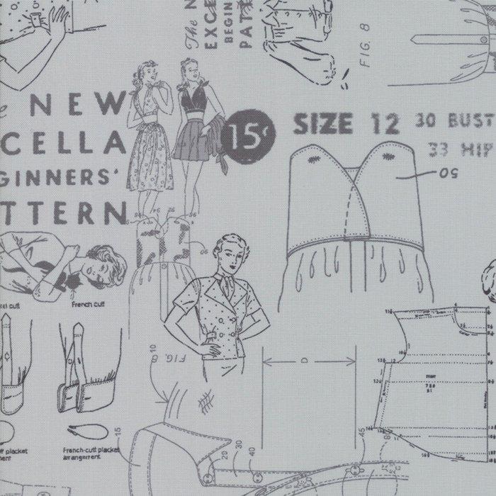 Zen Grey Cloth Pattern 1672 15 Zen Chic Modern Backgrounds More Paper