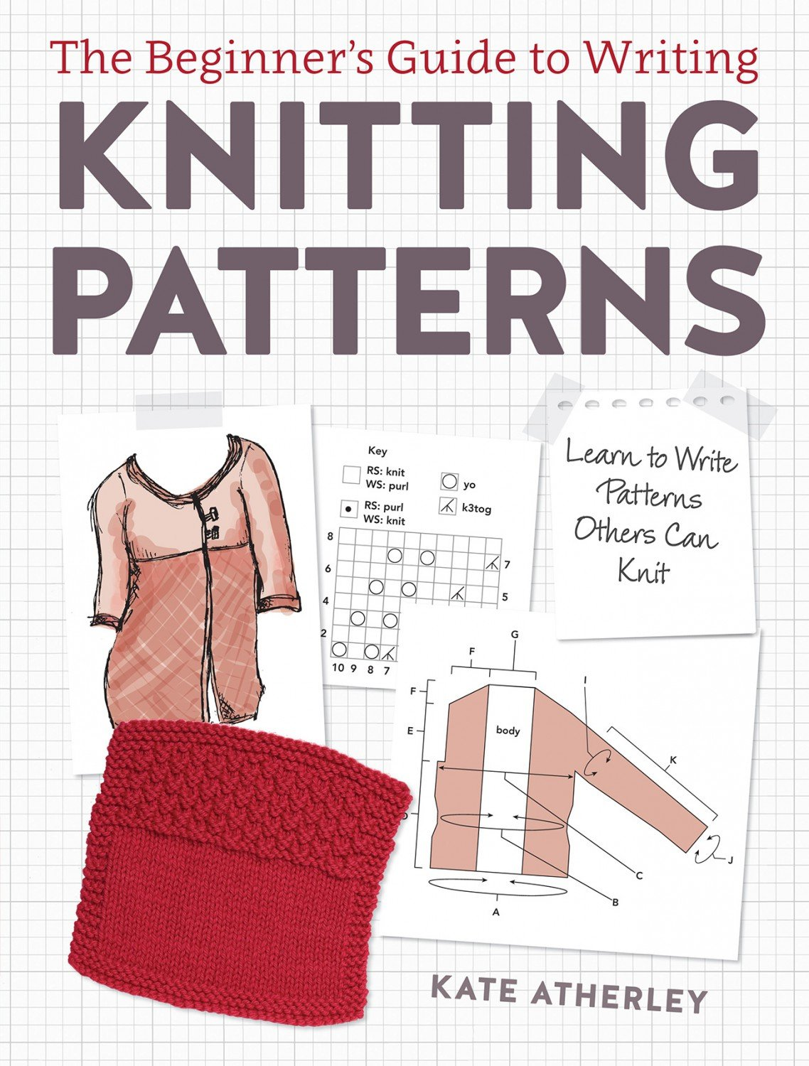 Beginner's Guide to Writing Knitting Patterns by Kate Atherley
