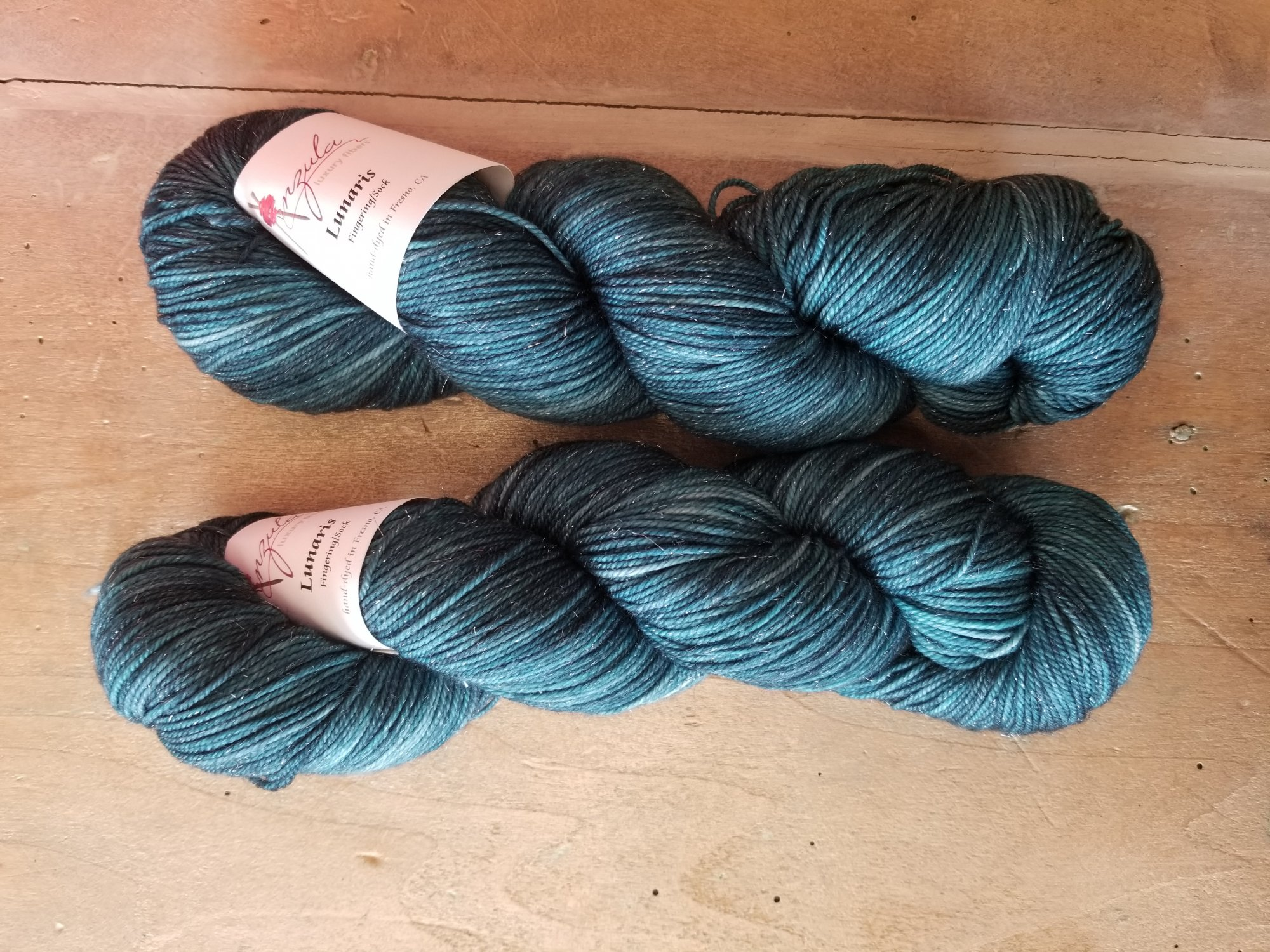 Mariana Lunaris by Anzula Fingering/Sock Weight