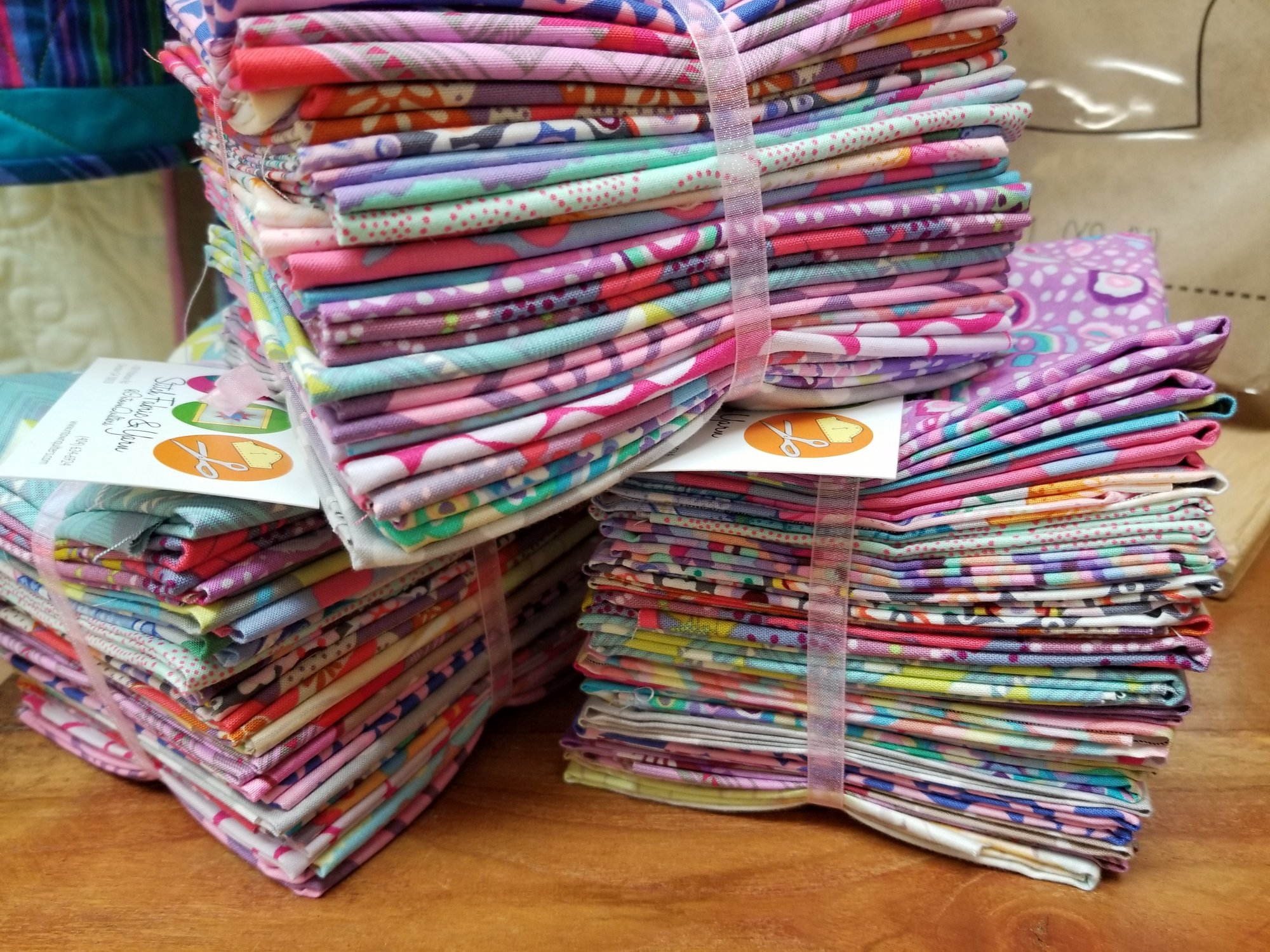 Kaffe and Friends Pastel 20 Fat Quarter Bundle