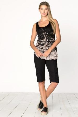 Black Tatem Bermuda Wearables by XCVI