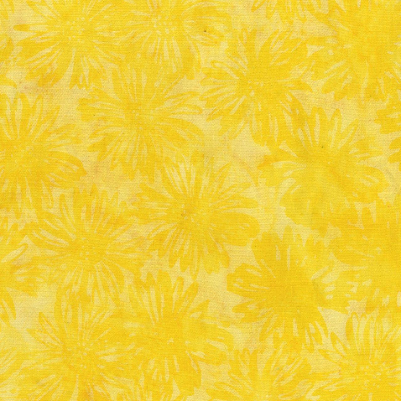 Daisy Van Gogh's Chair 233Q-10 Art Inspired batiks from Anthology Fabrics