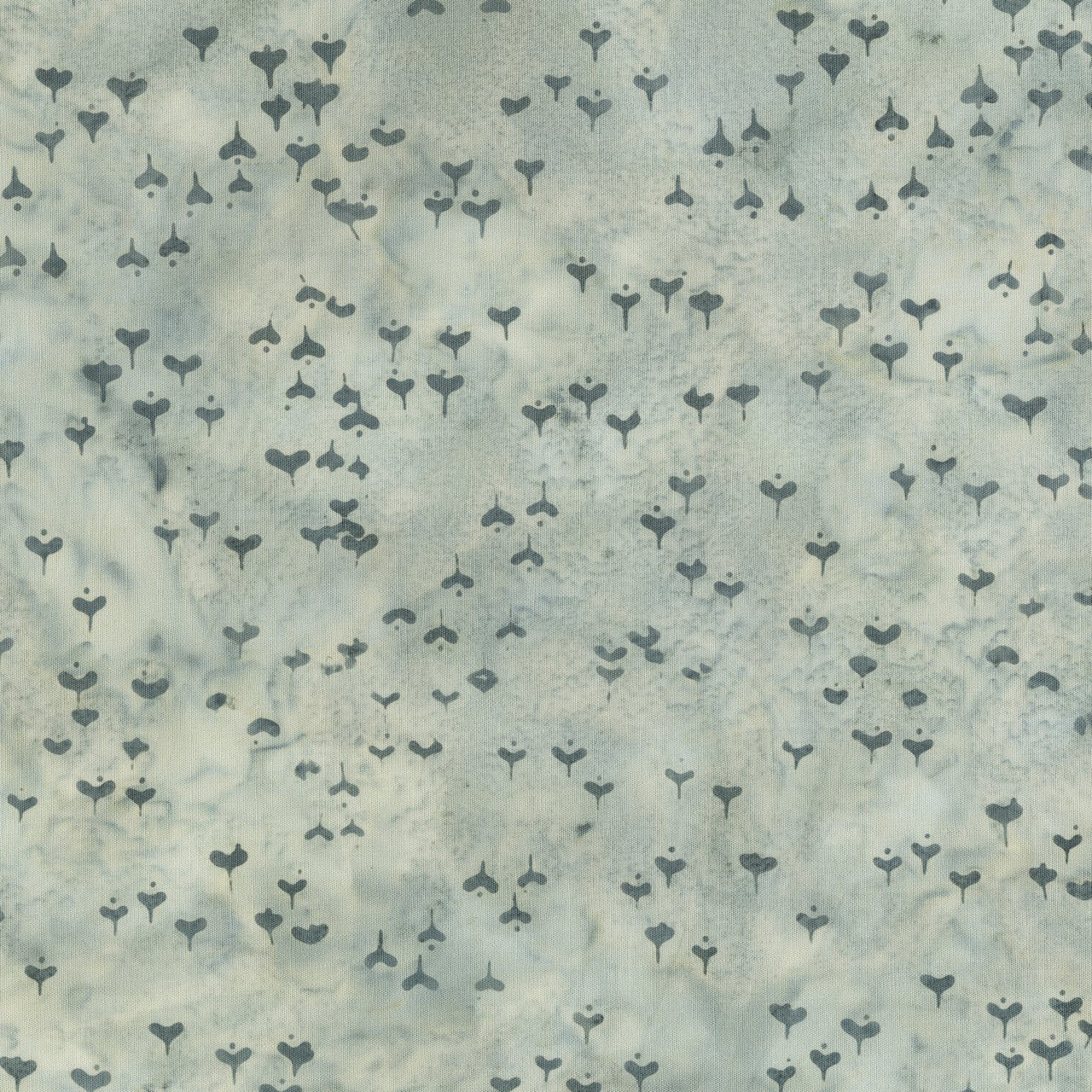 Grey MC Escher's Relativity 234Q-16 Art Inspired batiks from Anthology Fabrics