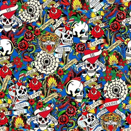 Ed Hardy Skulls & Hearts