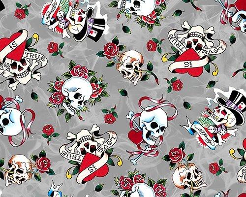 Ed Hardy Skulls