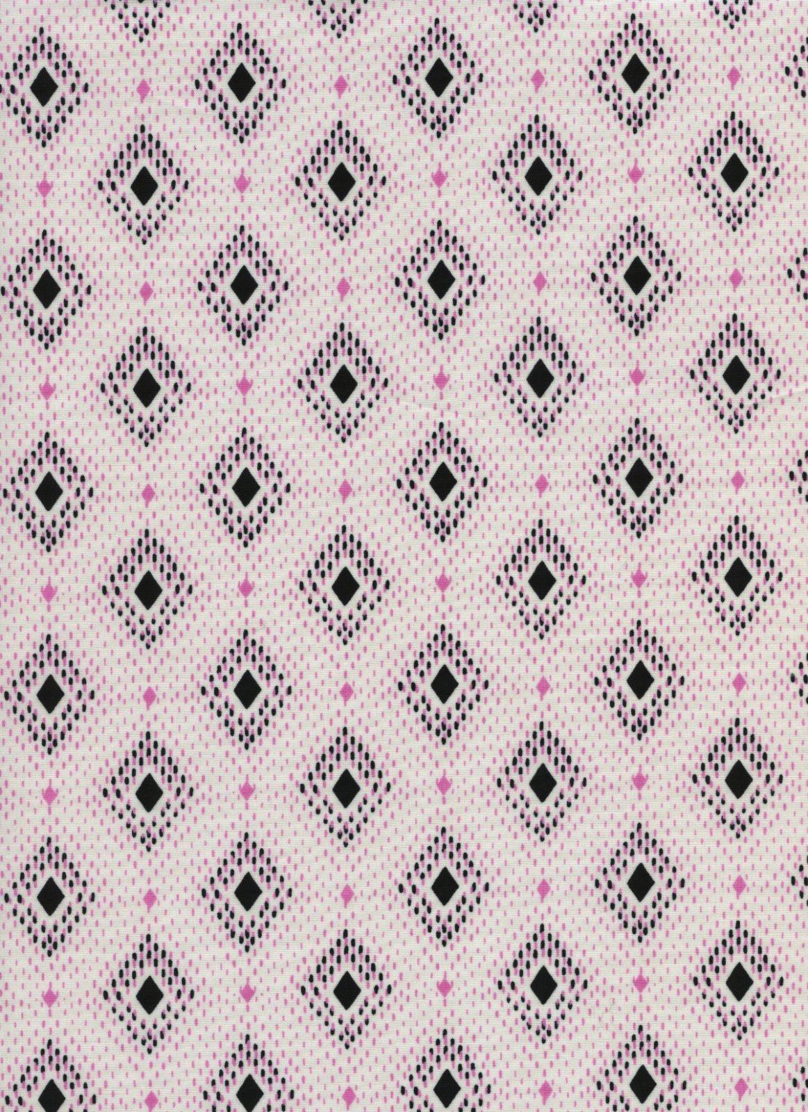 Nine Pin in Pink LAWN