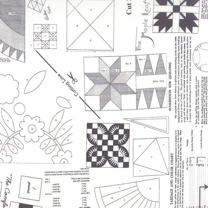 Pattern Pieces Licorice 33181-26
