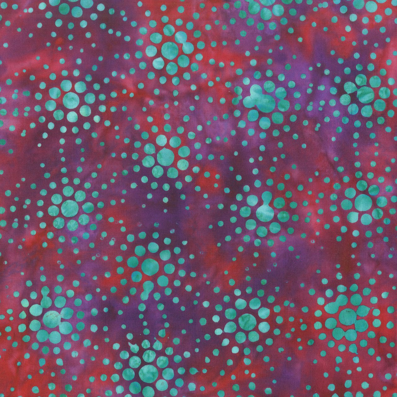 Raspberry Essence batik 344Q-5 Jacqueline de Jonge