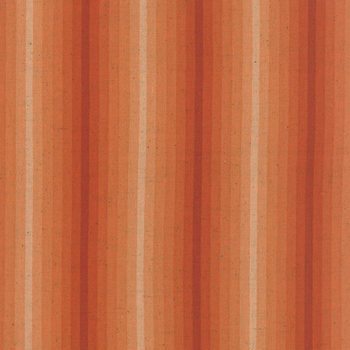 Stripe Sunset LINEN 1/2 yard minimum