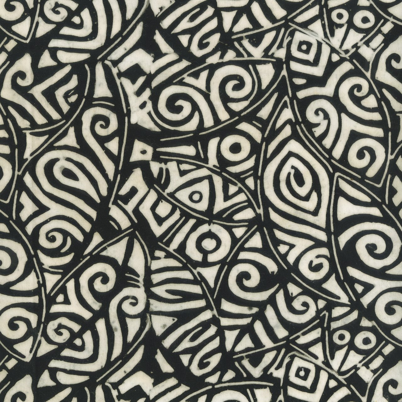 Zebra RAYON batik 502Q-4 Anthology Fabrics