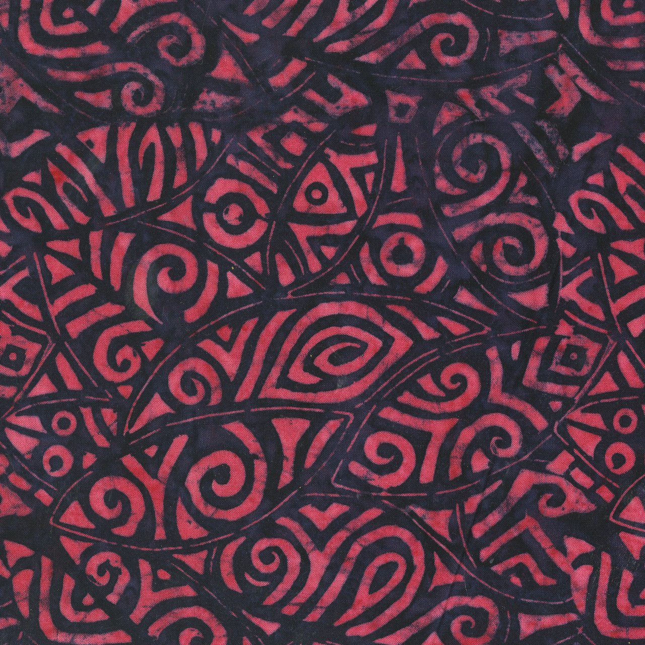 Date RAYON batik 502Q-5 Anthology Fabrics