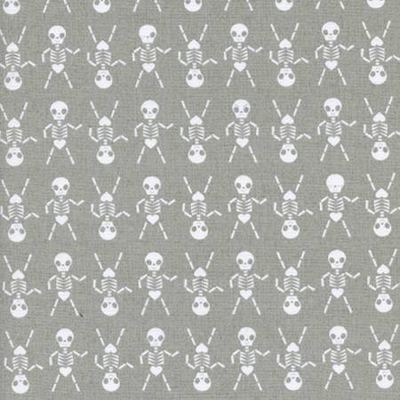 Skeleton Dance Grey 5086-02