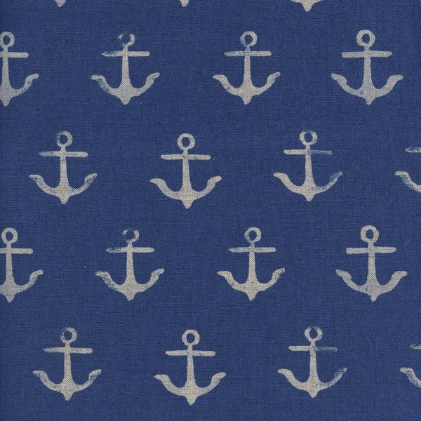 Anchor Blue CANVAS