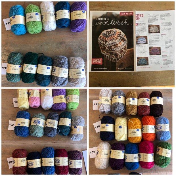 Jamieson's yarn