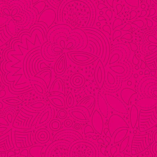 Iodine Stitched A-8450-E1 Sunprint 2020 by Alison Glass
