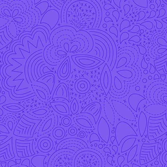 Liberty Stitched A-8450-P Sunprint 2020 by Alison Glass