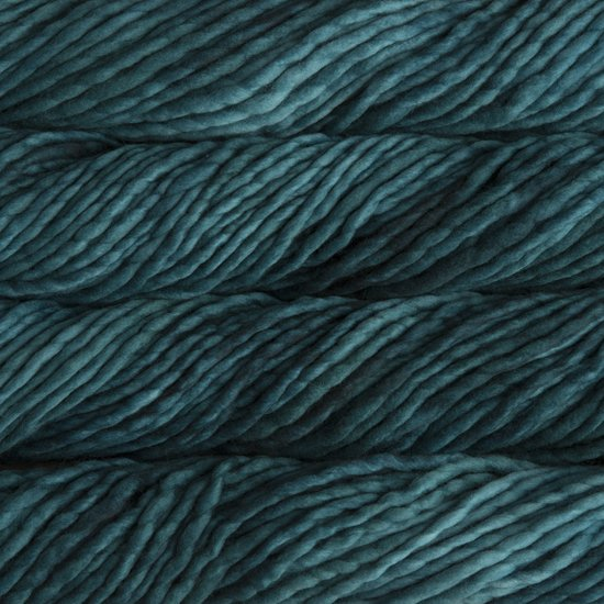 Teal Feather Rasta by Malabrigo