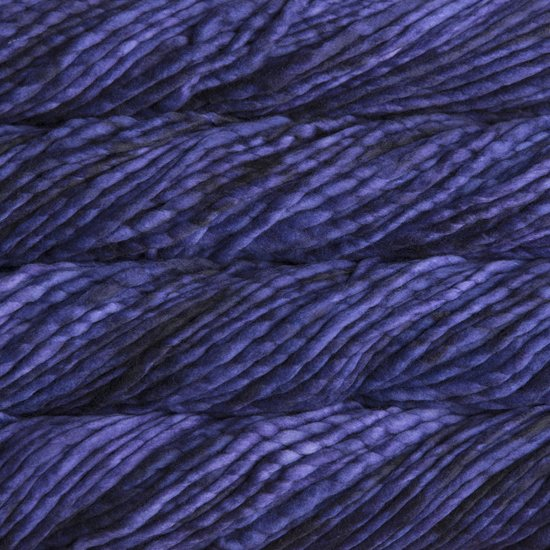 Purple Mystery Rasta by Malabrigo