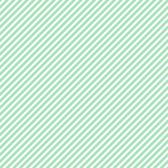 Mint Chip Candy Stripe A-9236-G1 Sweet Shoppe by Andover Fabrics