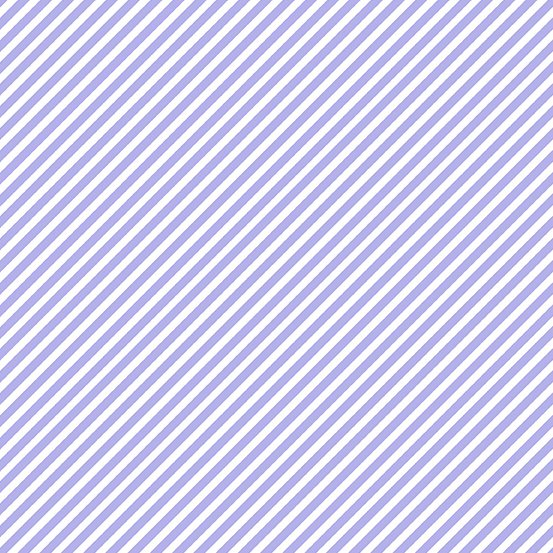 Lilac Candy Stripe A-9236-P Sweet Shoppe by Andover Fabrics