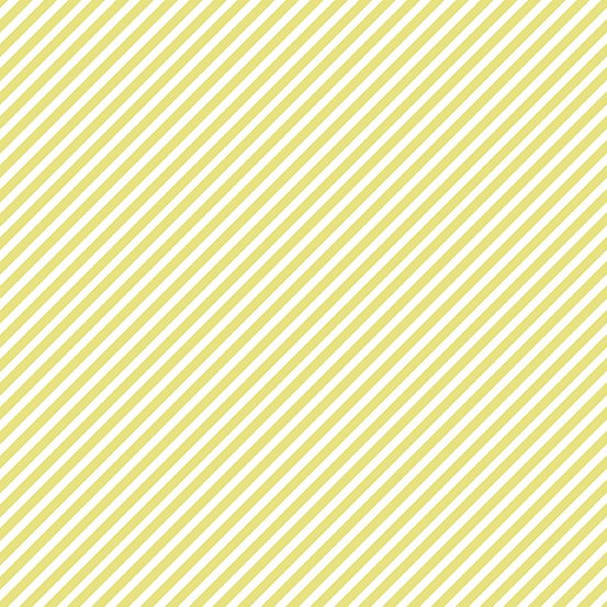 Citron Candy Stripe A-9236-V Sweet Shoppe by Andover Fabrics