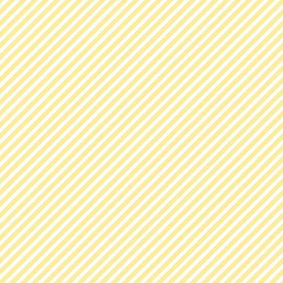 Banana Candy Stripe A-9236-Y Sweet Shoppe by Andover Fabrics