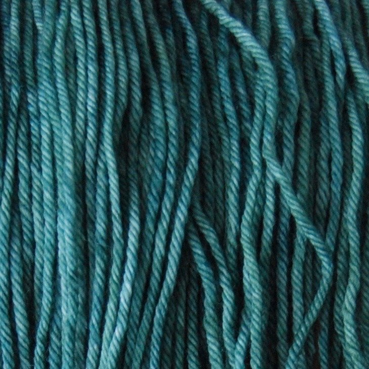 Amazonite Worsted by Knitted Wit