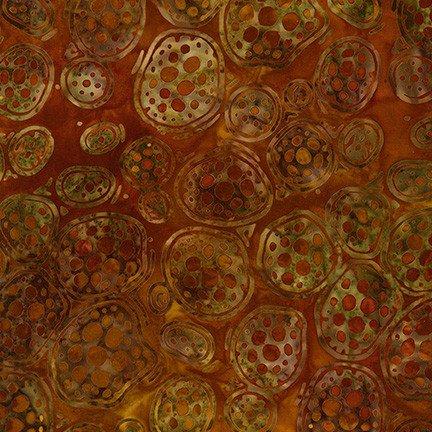 Amber AMD-17752-142 Nature's Textures 2 Artisan Batiks Robert Kaufman Fabrics