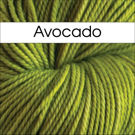 Avocado Cricket by Anzula DK Weight