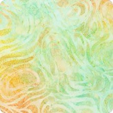 Melon AMD-16793-54 Artisan Batiks: Wavelengths