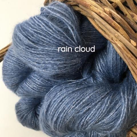 Rain Cloud Affetto Seta by Hamilton Yarns