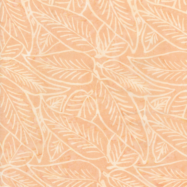 Peace Packed Long Leaves Batik TONGA-B7685-PEACE Tonga Batiks by Timeless Treasures