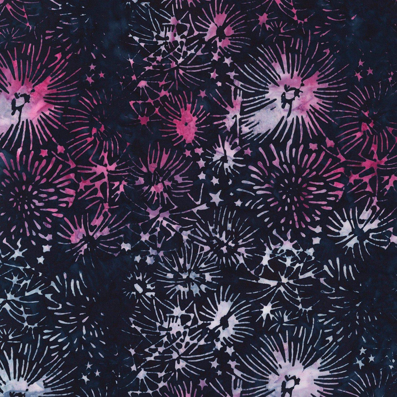 Pride Fireworks Batik TONGA-B7837-PRIDE Tonga Batiks by Timeless Treasures