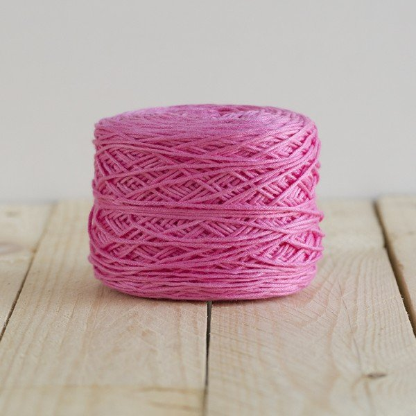 Pink Baby Prewound Yarn by Feza