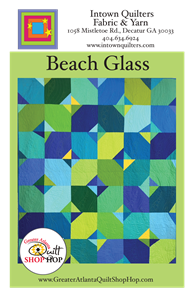 Beach Glass 10 squares 42 pcs