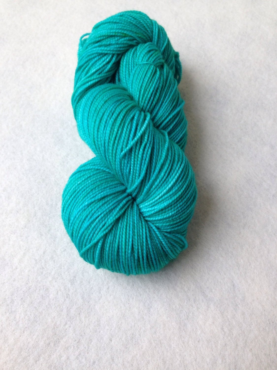 Amazonite Victory Sock by Knitted Wit