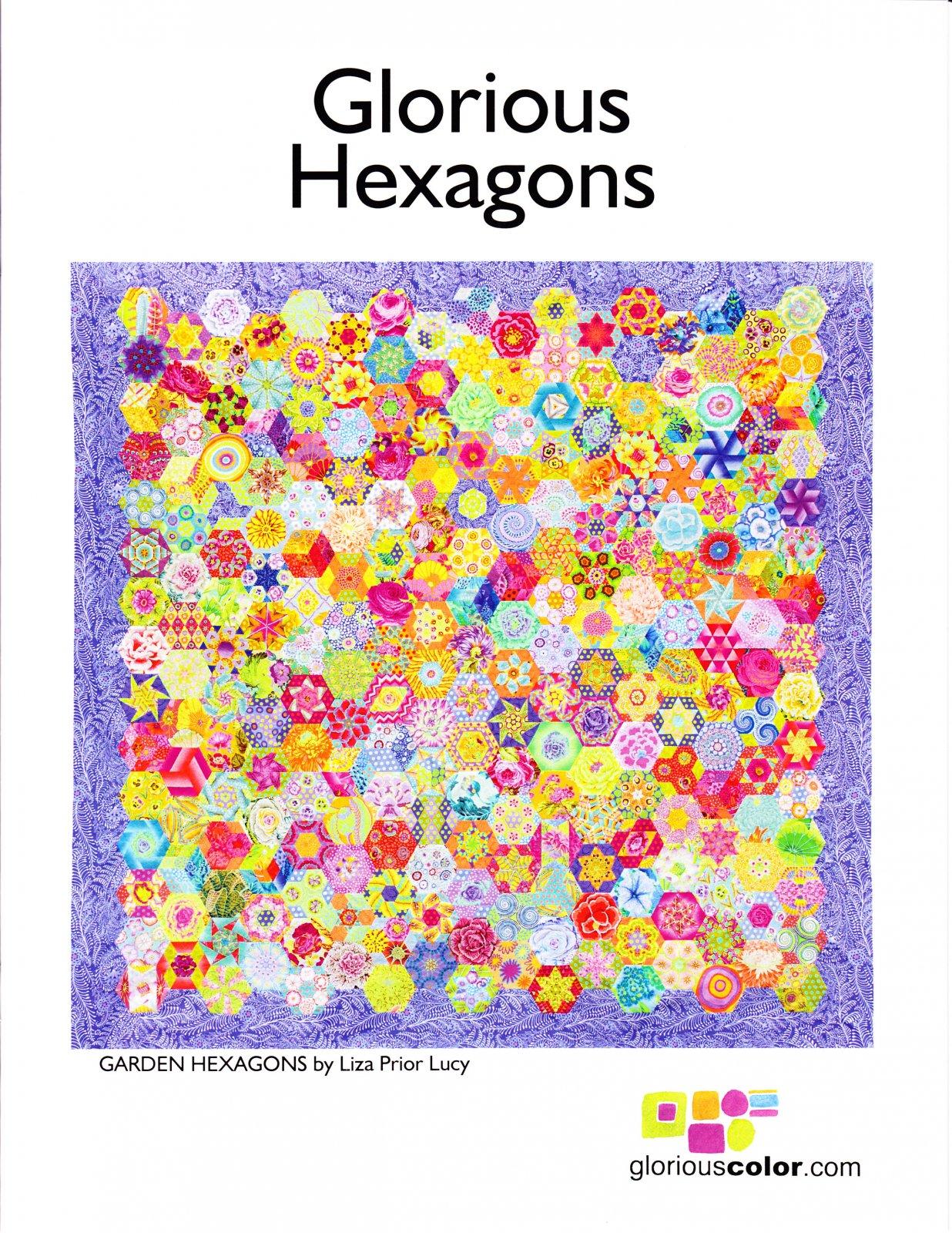 Glorious Hexagons Booklet