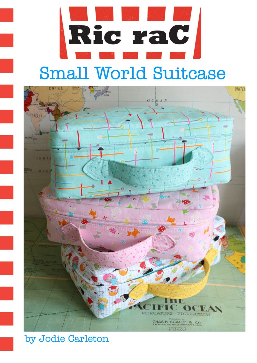 Small World Suitcase