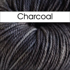 Charcoal Lunaris by Anzula Fingering/Sock Weight