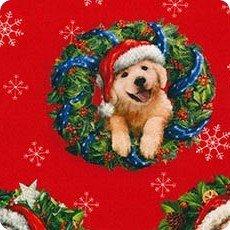 Dogs Christmas Pets AOX-16689-223