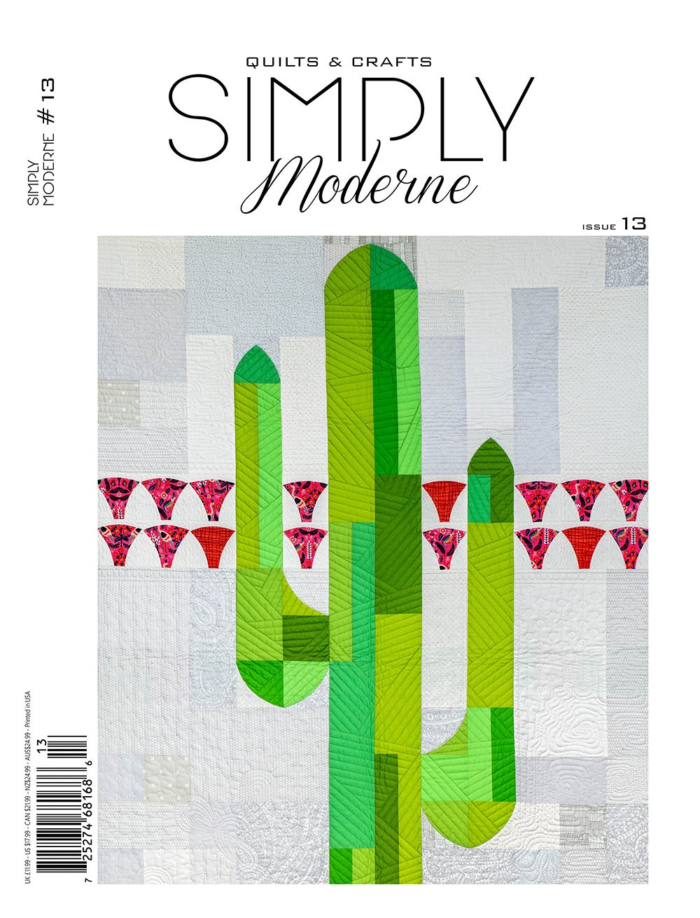 Simply Moderne Magazine #13 - Softcover