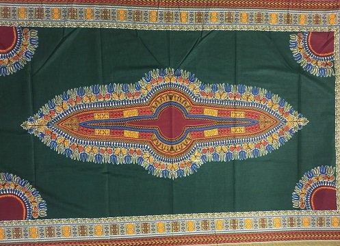 Yara African Fabrics Dashiki 4