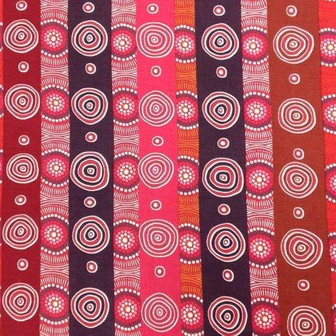 Pink Desert Flowers DESP M&S Textiles Australia