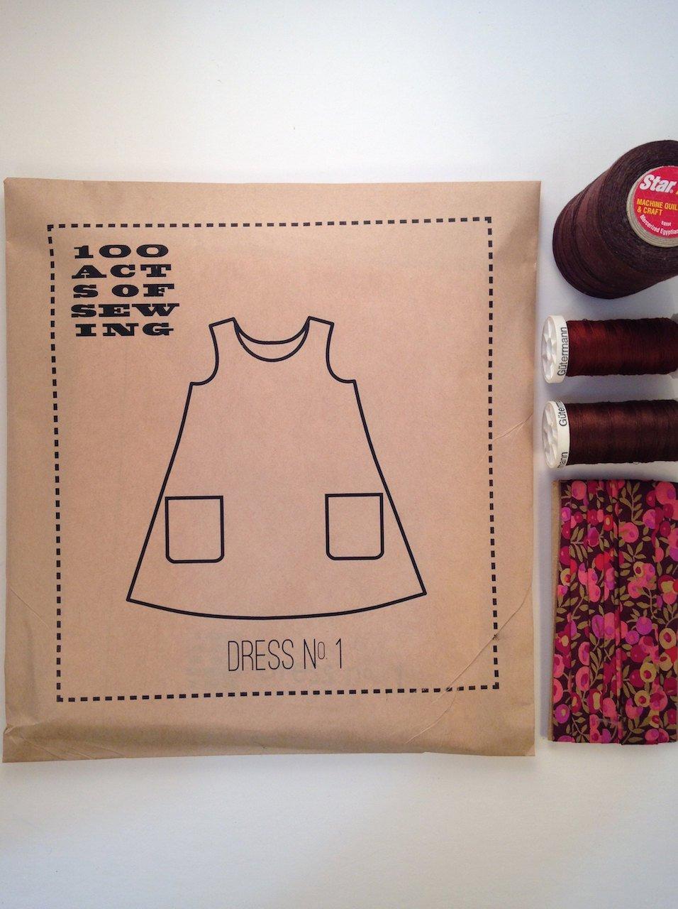 Dress no. 1 XS-4X