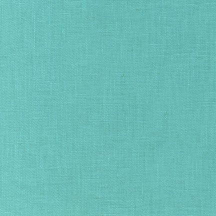 Medium Aqua Essex E014-1221 Essex Linen/Cotton Robert Kaufman