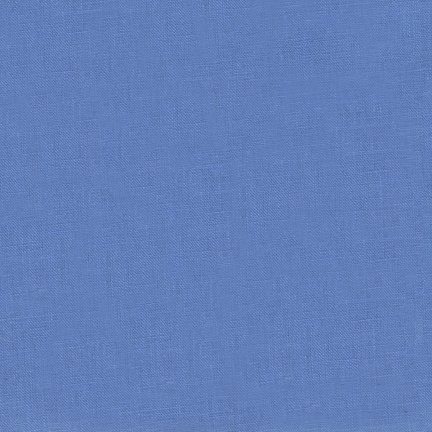 Medium Periwinkle Essex E014-1224 Essex Linen/Cotton Robert Kaufman
