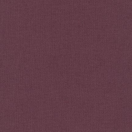 Plum Essex E014-1294 Essex Linen/Cotton Robert Kaufman