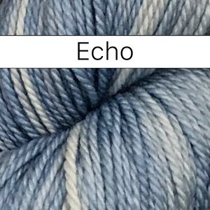 Echo Lunaris by Anzula Fingering/Sock Weight